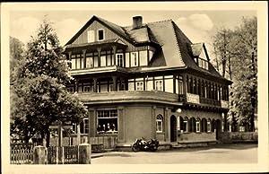 Ansichtskarte / Postkarte Sitzendorf im Thüringer Wald,