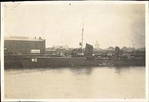 Foto Deutsches Kriegsschiff, Torpedoboot Wolf, WO, Reichsmarine