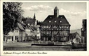 Ansichtskarte / Postkarte Holzappel in Rheinland Pfalz,
