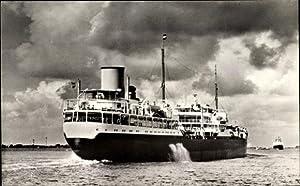 Ansichtskarte / Postkarte Dampfer T.S.S. Westertoren, Koninklijke