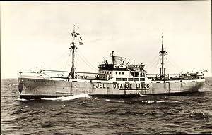 Ansichtskarte / Postkarte Dampfer M.S. Prins Willem