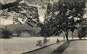 Ansichtskarte / Postkarte Kandy Sri Lanka Ceylon,