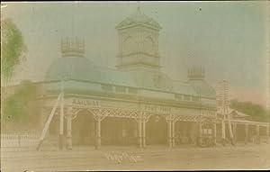 Foto Ansichtskarte / Postkarte Port Pirie Australien,