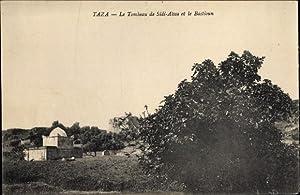 Ansichtskarte / Postkarte Taza Marokko, Le Tombeau