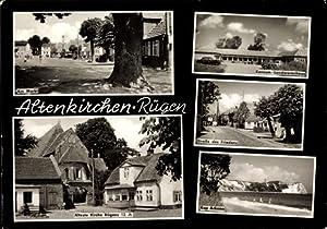Ansichtskarte / Postkarte Altenkirchen Insel Rügen in