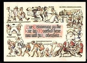 Ansichtskarte / Postkarte Bad Lobenstein in Thüringen,