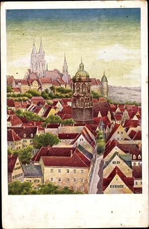 Künstler Ansichtskarte / Postkarte Wolters-Rheydt, Walther, Meißen