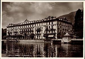Ansichtskarte / Postkarte Cernobbio Lago di Como