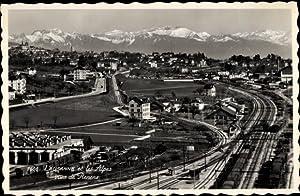 Ansichtskarte / Postkarte Lausanne Kt. Waadt Schweiz,
