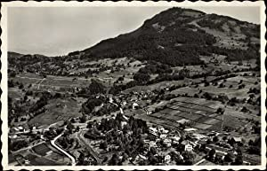 Ansichtskarte / Postkarte Fontanivent Montreux Kt. Waadt,