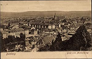Ansichtskarte / Postkarte Bamberg an der Regnitz