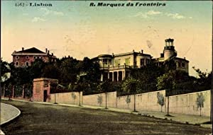 Ansichtskarte / Postkarte Lisboa Lissabon Portugal, R.