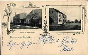 Ansichtskarte / Postkarte Solec Kujawski Schulitz Westpreußen,