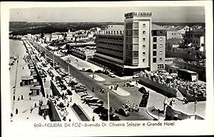 Ansichtskarte / Postkarte Figuera da Foz Portugal,
