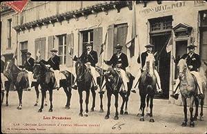 Ansichtskarte / Postkarte Luchon Haute Garonne, Guides