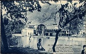 Ansichtskarte / Postkarte Antioche Antakya Türkei, Noria