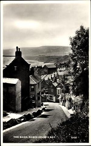 Ansichtskarte / Postkarte Robin Hood's Bay Yorkshire,