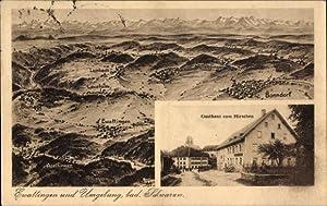 Ansichtskarte / Postkarte Ewattingen Wutach in Baden
