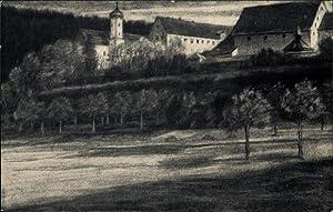 Künstler Ansichtskarte / Postkarte Beuron Württemberg, Kloster
