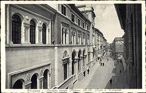 Ansichtskarte / Postkarte Cremona Lombardia, Facciata nuovo