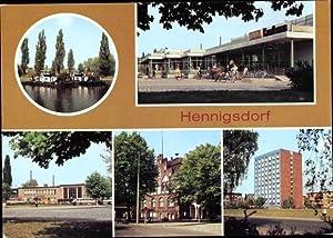 Ansichtskarte / Postkarte Henningsdorf im Kreis Oberhavel,