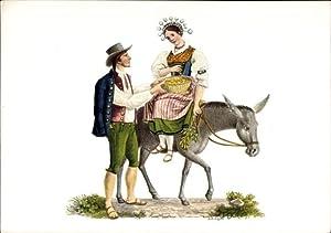 Künstler Ansichtskarte / Postkarte Schmid v. Schwyz,