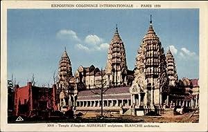 Ansichtskarte / Postkarte Paris Frankreich, Exposition Coloniale