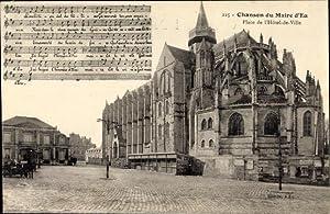 Lied Ansichtskarte / Postkarte Seine Maritime, Chanson