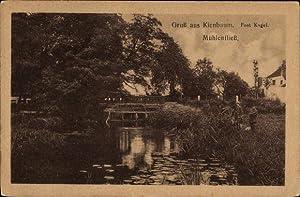 Ansichtskarte / Postkarte Kienbaum Grünheide in der