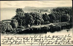 Ansichtskarte / Postkarte Berlin Köpenick Friedrichshagen, Blick