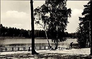 Ansichtskarte / Postkarte Gräbendorf Heidesee Brandenburg, Pionierlager