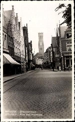 Ansichtskarte / Postkarte Bruges Brügge Flandern Westflandern,