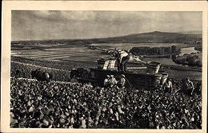 Ansichtskarte / Postkarte Épernay Marne, Champagne Moet