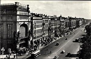 Ansichtskarte / Postkarte Leningrad Sankt Petersburg Russland,