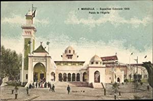 Ansichtskarte / Postkarte Marseille Bouches du Rhône,