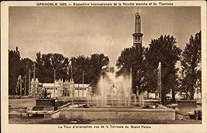 Ansichtskarte / Postkarte Grenoble Isère, Exposition Internationale
