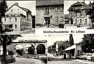 Ansichtskarte / Postkarte Großschweidnitz in Sachsen, Ferienheim