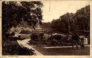 Ansichtskarte / Postkarte Buxton Derbyshire East Midlands,