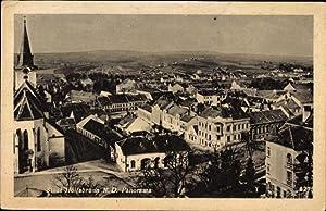 Ansichtskarte / Postkarte Hollabrunn in Niederösterreich, Panorama
