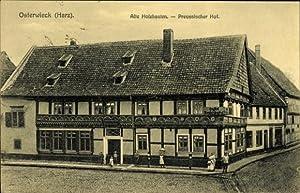 Ansichtskarte / Postkarte Osterwieck im Kreis Harz,