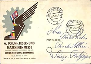 Ansichtskarte / Postkarte Pirmasens am Pfälzerwald Rheinland
