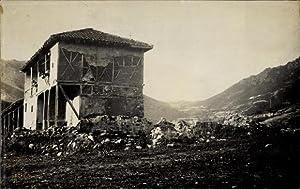 Foto Ansichtskarte / Postkarte Prilep Mazedonien, Karawanserei,