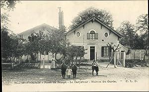 Ansichtskarte / Postkarte Montgeron Essonne, Foret de