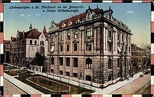 Ansichtskarte / Postkarte Ludwigshafen am Rhein Rheinland