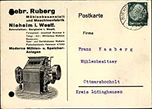 Ansichtskarte / Postkarte Nieheim in Nordrhein Westfalen,