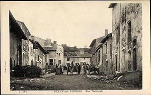 Ansichtskarte / Postkarte Sexey-aux-Forges Lothringen Meurthe et