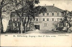 Ansichtskarte / Postkarte Obernai Oberehnheim Elsass Bas