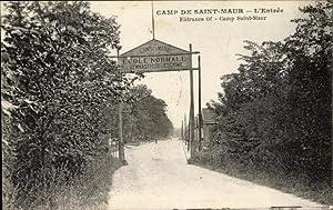 Ansichtskarte / Postkarte Saint Maur des Fossés