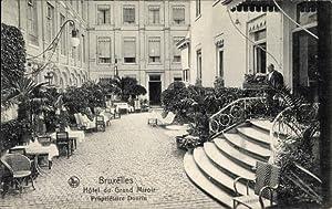 Ansichtskarte / Postkarte Bruxelles Brüssel, Hôtel du