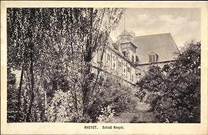 Ansichtskarte / Postkarte Rheydt Mönchengladbach Niederrhein, Teilansicht